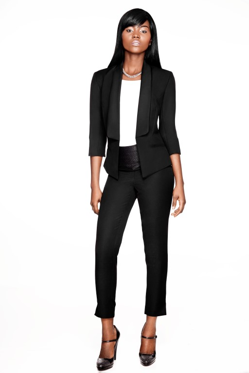 The Bossy Pantsuit